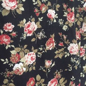 Dresses - Paris Floral Rose Sundress